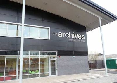 Dudley Archives, UK