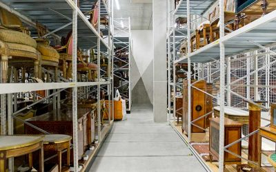 Collections Center Netherlands: Challenges